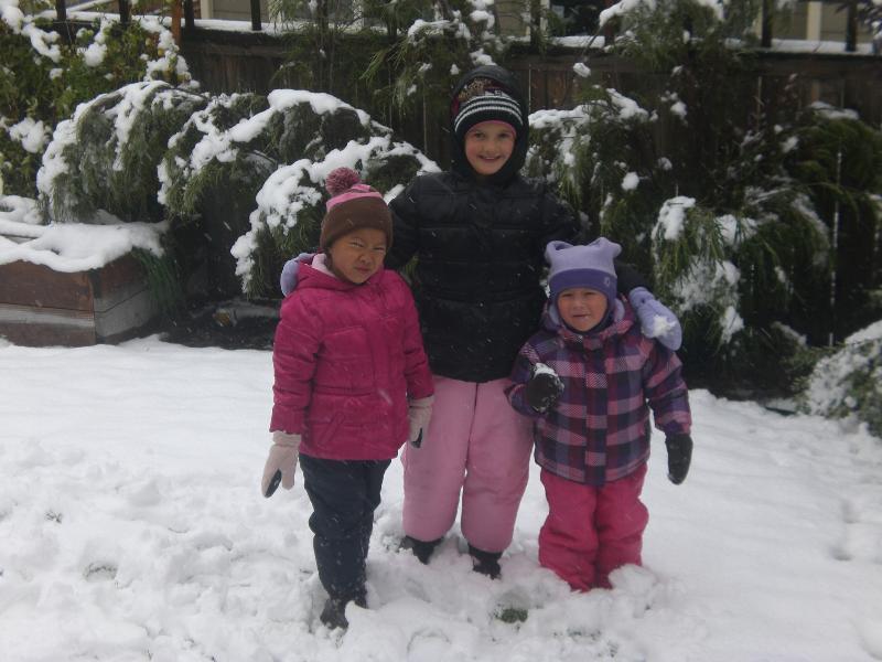 Snowygirls